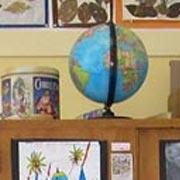 Roma aprile 2007. La quarta effe (scuola elementare Francesco Crispi).
